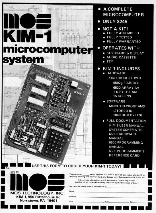 MOS KIM-1